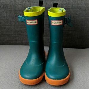 Hunter Davison rain boots